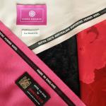 """La Modista na Instagramu """"Spolupráce a sdílení s ivanarosova Šiji klobouky z úžasných kvalitních látek od johnfoster ktere Ivana používá do kolekce své značky…"""""""